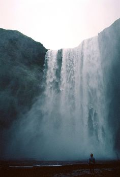 Skógafoss | Iceland (by Cleo Thomasson)