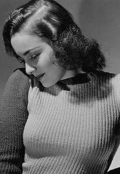"olivia-de-havilland: "" Olivia de Havilland c.1938 """