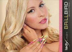 BrillBird - LadyLash - MEGA TWIN 2015 3d Nail Art, 3d Nails, Twins, Drop Earrings, Jewelry, Products, Fashion, Moda, Jewlery
