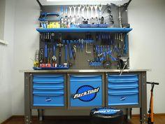 Shop Storage, Bike Storage, Garage Storage, Bicycle Garage, Bicycle Shop, Toy Garage, Garage Shop, Tool Box Cabinet, Garage Workshop Organization