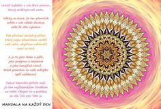 Štěstí | Mandala na každý den Symbols, Glyphs, Icons