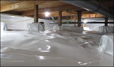 Crawlspace Sealing Brookfield CT