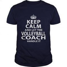VOLLEYBALL-COACH - make your own shirt #style #T-Shirts