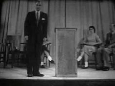 <PEM> Public Speaking, Movement and Gesture (Highlights) - 1940s