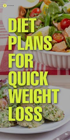 Here are other 5 quick weight loss diet plans you can choose http://www.taylormedicalgroup.net/ .