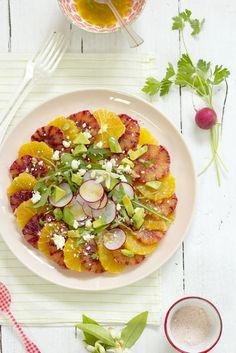 Food and Cook by trotamundos » Ensalada de naranjas con vinagreta de comino y el libro de La tartine gourmande