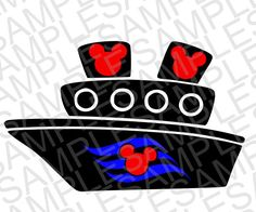 Disney Inspired Cruise Ship SVG, DXF, and JPEG Digital Downloads by MissAddisonsCloset on Etsy https://www.etsy.com/listing/240876848/disney-inspired-cruise-ship-svg-dxf-and