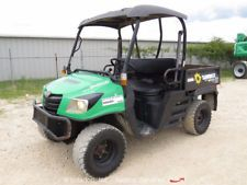 2013 Cushman 1600XD 4WD Diesel Utility Cart Side-by-Side UTV Dump Bed bidadooapply now www.bncfin.com/apply