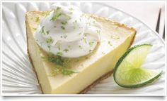 Tommy Bahama's infamous Key Lime Pie