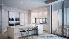 Gallery of the breath-taking porsche design towers.- Miele appliances