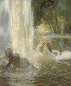 Gaston La Touche... | Kai Fine Art