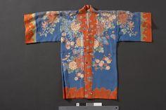 Japanese Kimono -Museum  Cultural History/ University of Oslo