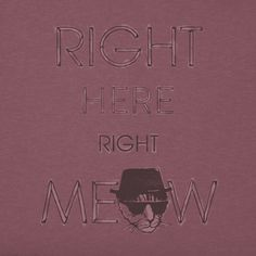 Right Here Right Meow. #Lifeisgood #Optimism #Meow #Cats