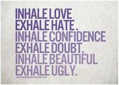 inhaleEXHALE.