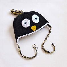 Penguin Hat Baby by H. Maude