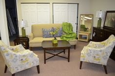 Shop at Ask Amy Staging's furniture showroom located at 212 W. State St. in Botkins, Ohio!