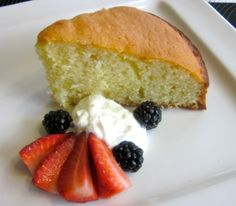 Great recipe to lower fat for butter cakes and cookies