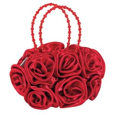 Red Rose Purse - New Age & Spiritual Gifts at Pyramid Collection