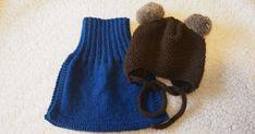 Kauluri ja pipo kummipojalle Knitted Hats, Knit Crochet, Winter Hats, Knitting, Crocheting, Kids, Baby, Fashion, Crochet