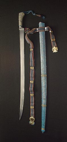 Shashka (Cavalry Sabre)  Central Asia  The Hermitage Museum