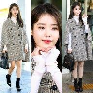 아이유, '사랑스러운 소녀' Winter Jackets, Entertaining, Coat, Fashion, Sewing Coat, Moda, Winter Vest Outfits, La Mode, Coats