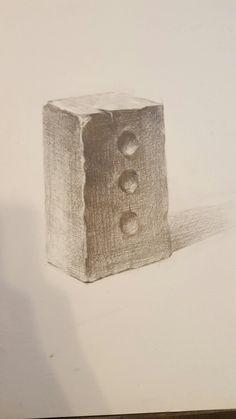 벽돌 묘사