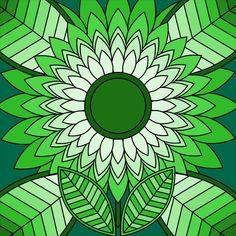 Disegni floreale