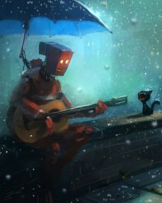 This work by DeviantART member Goro Fujita is available in a print