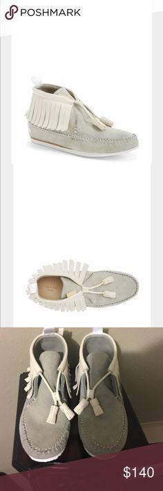 Rag & Bone Ghita Wedge Moccasins Brand New and never worn😍😍 rag & bone Shoes Moccasins