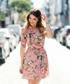 {Summer17} New in! Vestido lindo Floral na @arianecanovas!