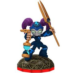 Skylanders Trap Team Characters, Figures, Pictures and List