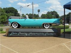 Graceland - Elvis's Car museum, Memphis, TN