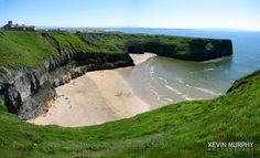 Nuns Beach, Ballybunion, Kerry, Ireland