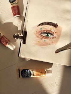 Eye Painting, Posts, Eyes, Messages