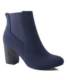 Loving this Blue Mandarin Bootie on #zulily! #zulilyfinds
