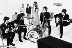 Pattie and the beatles