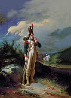 Auteur CHARLET Nicolas-Toussaint (1792 - 1845) 1842 Technique Huile sur toile Dimensions H. 81, 5 cm; L. 65, 2 cm