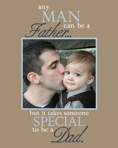 8x10 Personalized Print - The Perfect Gift for Dad or Grandpa on Father's Day