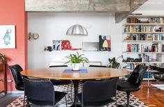 Como combinar diferentes materiais no mesmo espaço   Histórias de Casa