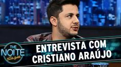 The Noite (23/04/15) - Entrevista com Cristiano Araújo