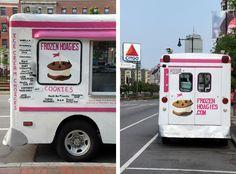 Frozen Hoagies Food Truck Boston