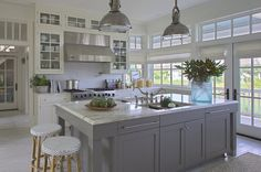 9 Happy Tips: Kitchen Remodel Modern Bar Stools oak kitchen remodel wood grain.White Kitchen Remodel Back Splashes inexpensive kitchen remodel how to build.White Kitchen Remodel Back Splashes. Kitchen Redo, New Kitchen, Island Kitchen, Kitchen Ideas, Island Stools, Grace Kitchen, Narrow Kitchen, Kitchen Small, Country Kitchen