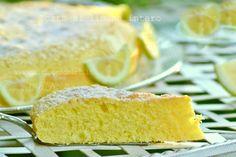 Torta al limone intero   Dolcipocodolci