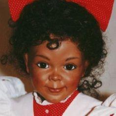 Puckers by Marlena Nielsen ,28 Size, Real People Dolls, Teen Series