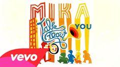 MIKA'S NEW SINGLE!!!!! omg i love it!