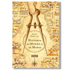 HISTORIA DEL MUNDO EN 12 MAPAS de Jerry Brotton