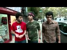 Flight Of The Conchords - Chopped His Body Off