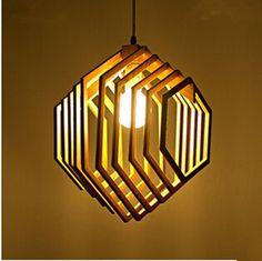 luminaria madeira - Pesquisa Google