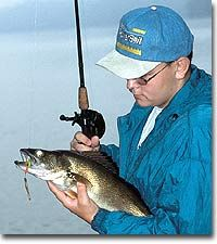 Don't let high, muddy water dampen your springtime walleye plans. These proven tips will get you started on your way to a tasty fish fry this spring.