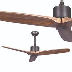 Ventiladores de techo sin luz. Ventiladores Faro Leds-c4. Aspen, Ceiling Fan, Sweet Home, Home Decor, Angled Ceilings, Wood Ceilings, Bar Home, Household Items, Natural Wood